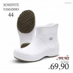 Bota Soft Works BB85 Light Branca